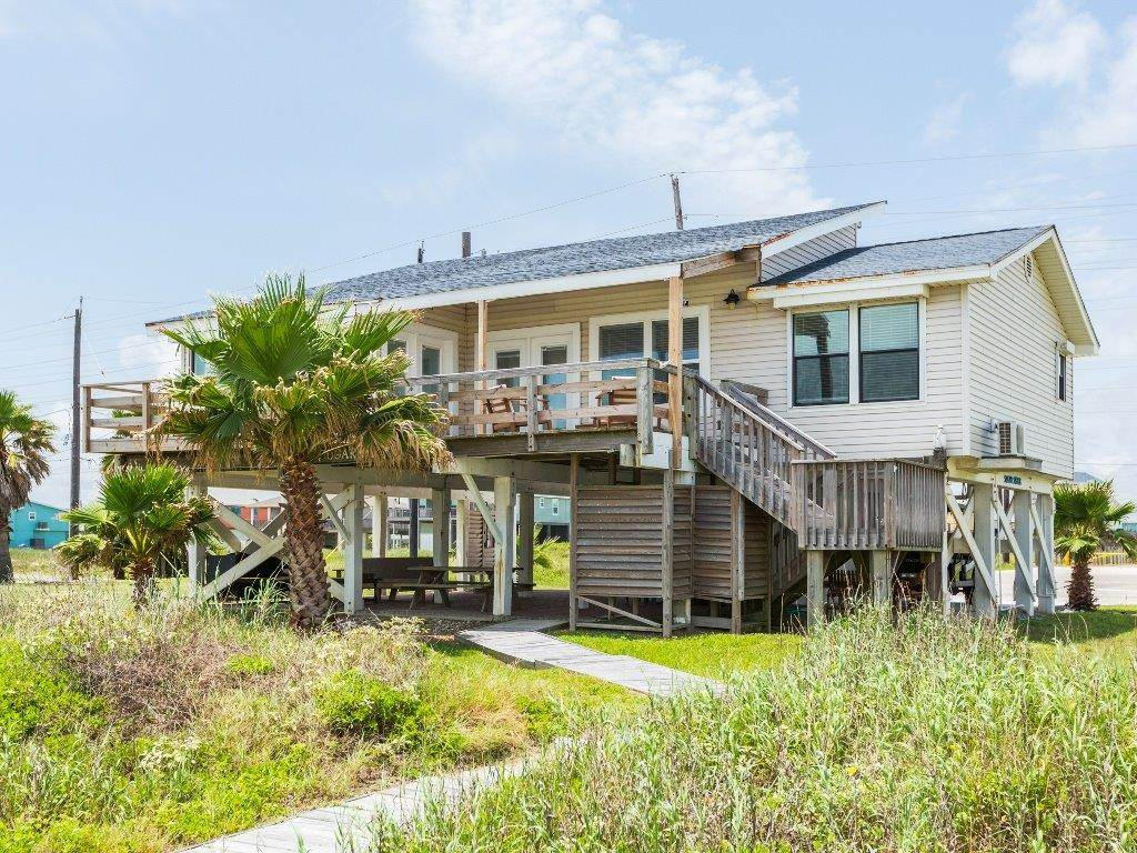 Sugar Shack Home Rental Galveston