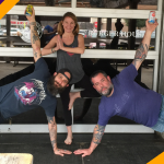 YO-MOSA Power Vinyasa Flow Yoga Class